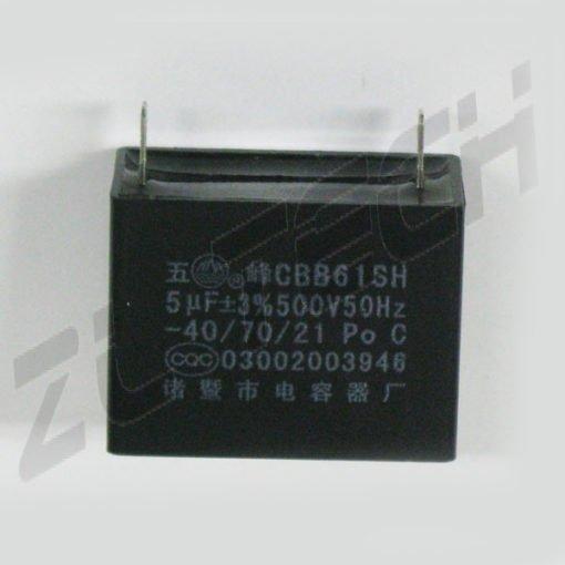 Capacitor para sistema sobe desce máquinas de corte a laser ZL Tech